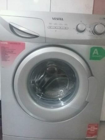 İkinci El Çamaşır Makinası Alım Satım